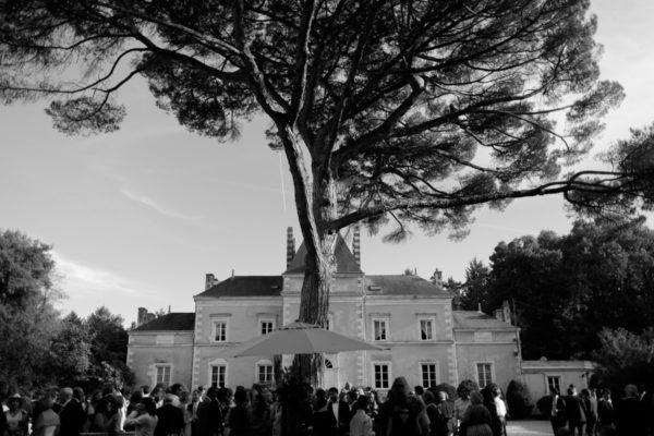 Mariage d'Anne-Charlotte et Baudouin, Château de la Pigossière, près de Nantes