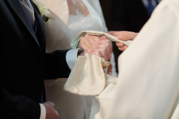 Mariage de Marie et Gaël au Manoir de Portejoie, en Normandie